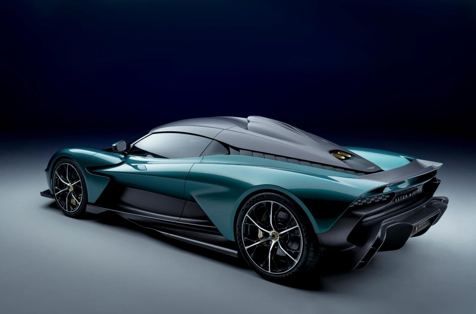 The All-New Aston Martin Valhalla Is The Hybrid Supercar Of Your Dreams