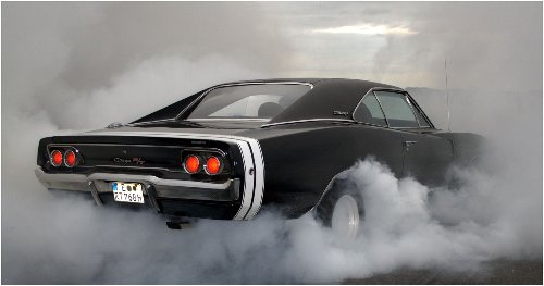Ranking The Fastest Muscle Cars Ever Made