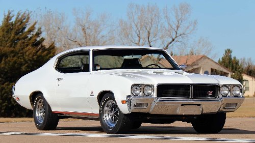Ranking The Fastest GM Muscle Cars Ever Built | HotCars