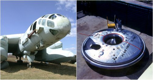 15 Weirdest Cold War Jets Most People Forget About