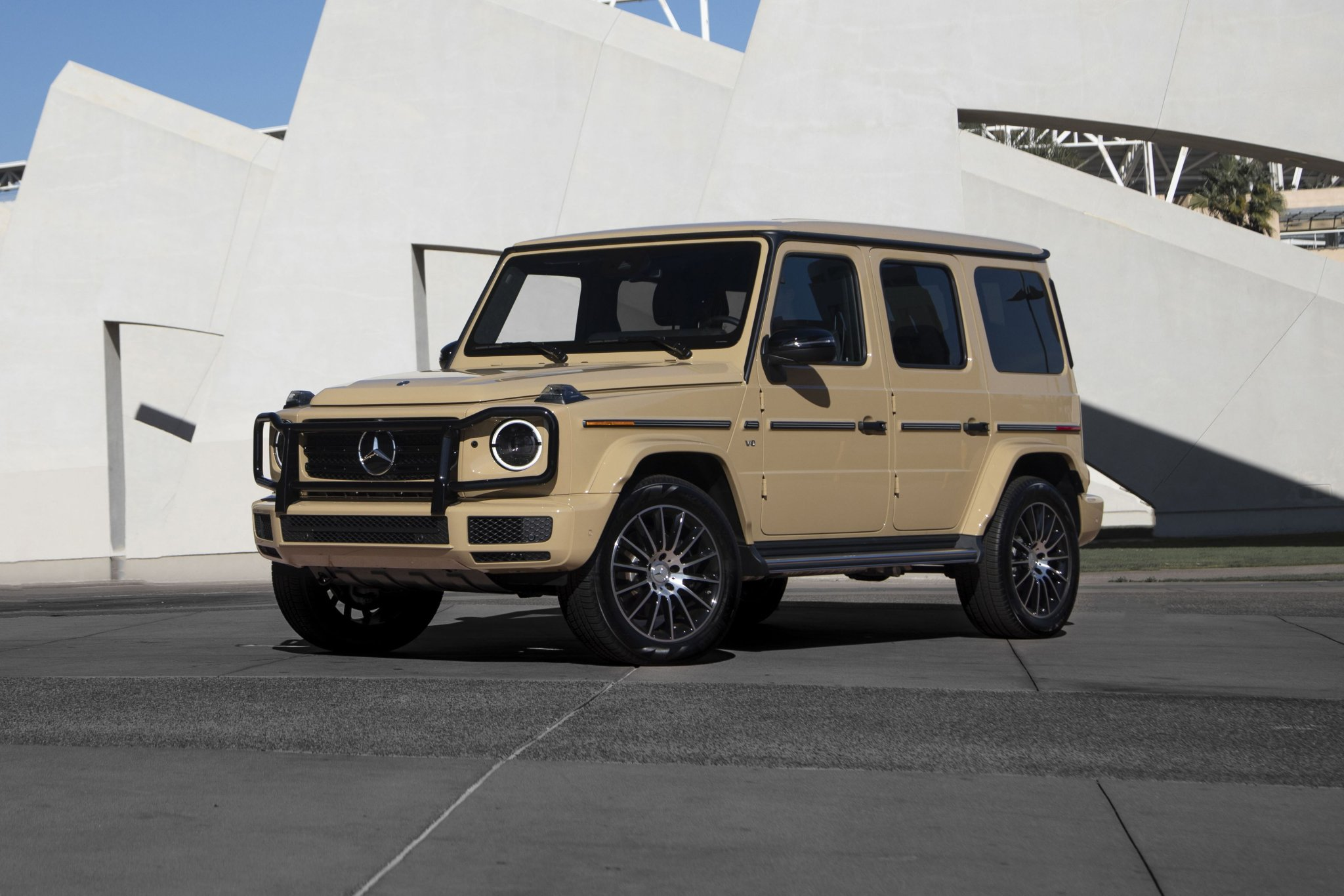 This Is What Makes The Mercedes G Wagon Worth Over $150,000