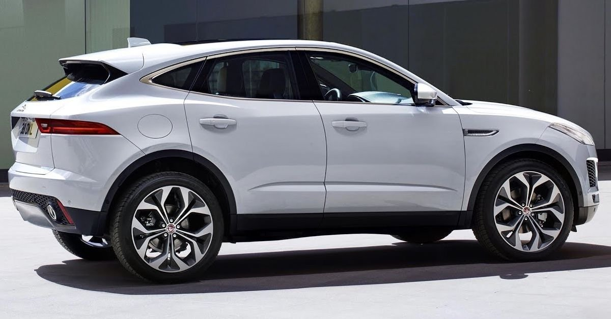 Here's Everything You Need To Know About The New Jaguar E-Pace