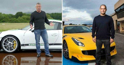 Matt LeBlanc Vs Chris Harris: Who Has The Coolest Cars