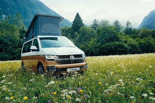 Here's What Makes The Volkswagen California A Great Camper Van