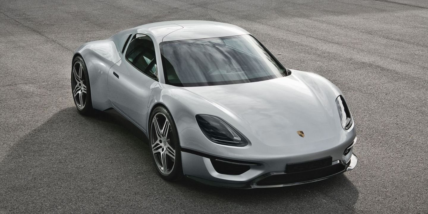 These Stunning Porsche Concepts Never Made It To Production