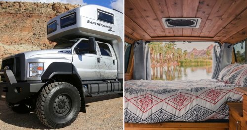 10 Iconic Campers For The Ultimate Road Trip