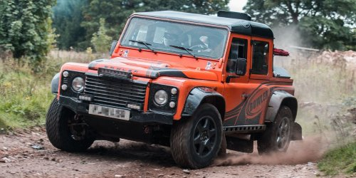 These Modified Land Rovers Look Insane