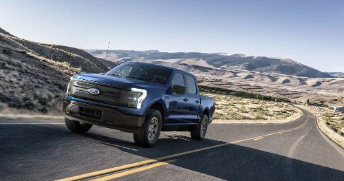 Here's Everything We Know About The 2022 Ford F-150 Lightning Pro