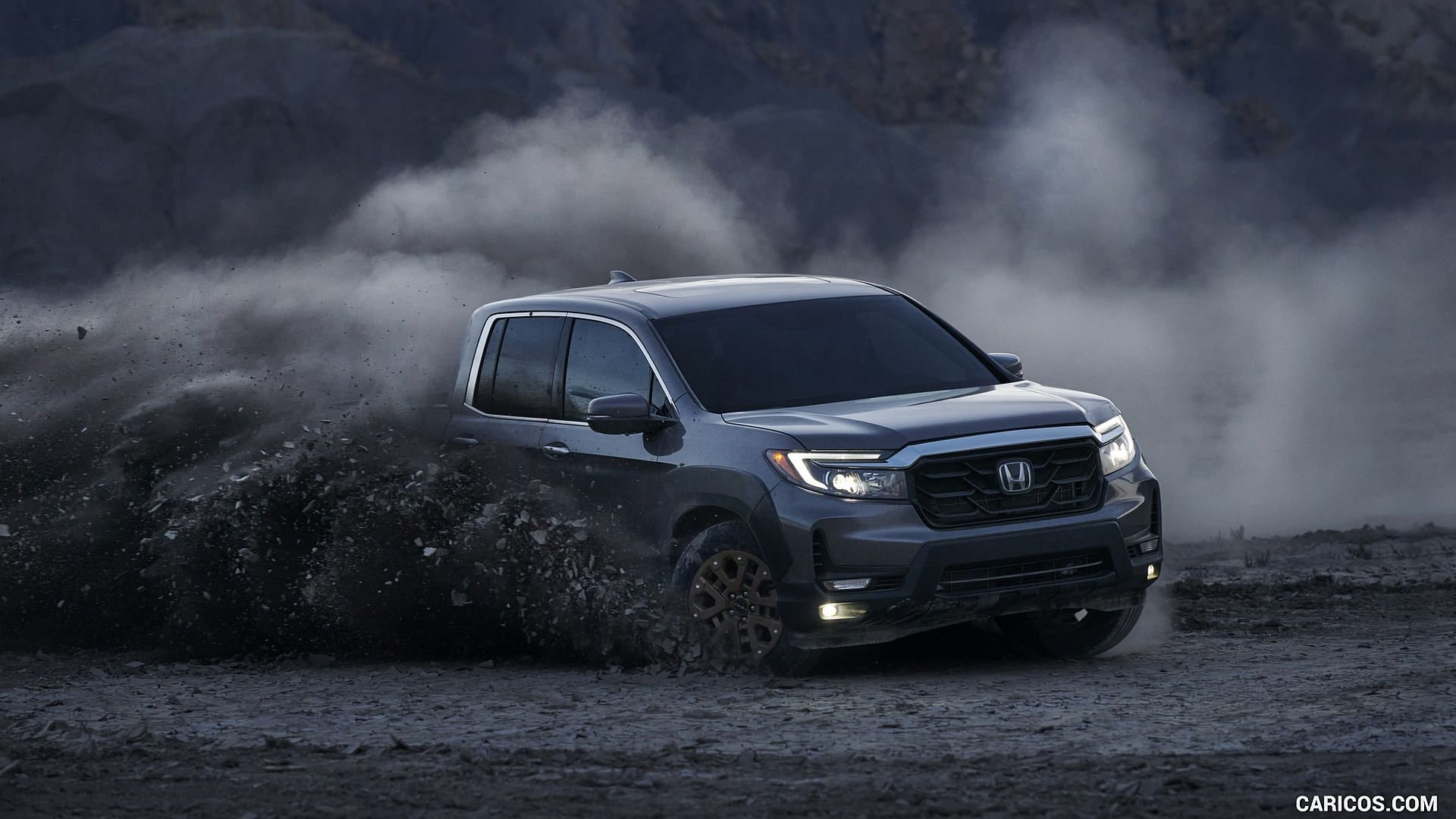 Here's Everything We Know About The 2022 Honda Ridgeline