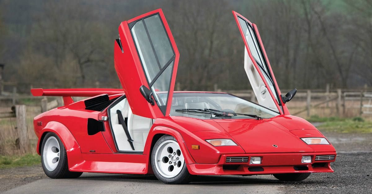 5 Reasons Why The Lamborghini Countach Was Actually Horrible (5 Reasons Why We Still Want One)