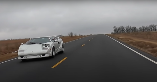 The Lamborghini Countach May Be The Best Worst Supercar To Own