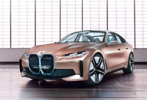 This Is Why BMW's i4 Will Be A Game Changer