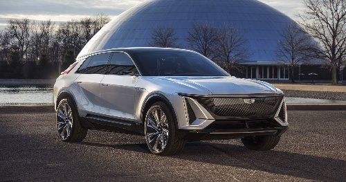 Cadillac Sings An Electric Tune With All-New Lyriq EV SUV