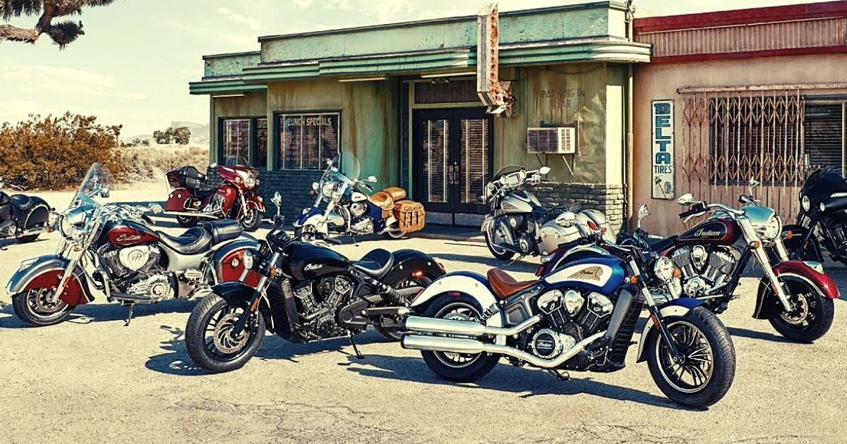 The Real Story Behind The Indian Motorcycle Company