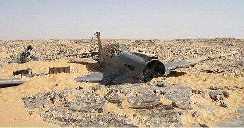 15 Incredible Photos Of Abandoned Aircraft