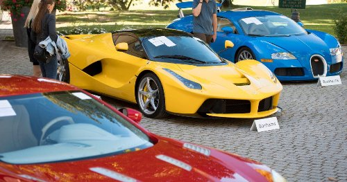 Corrupt Equatorial Guinea Vice President Has 25 Seized Exotic Cars Sold At Auction