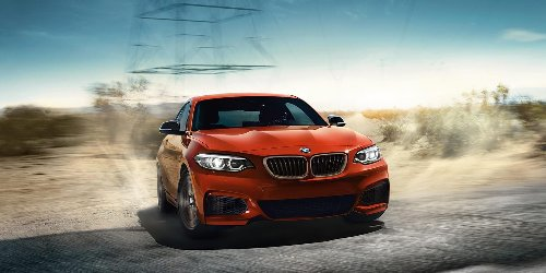 Here Are The Coolest Facts About The New BMW 2-Series Coupe