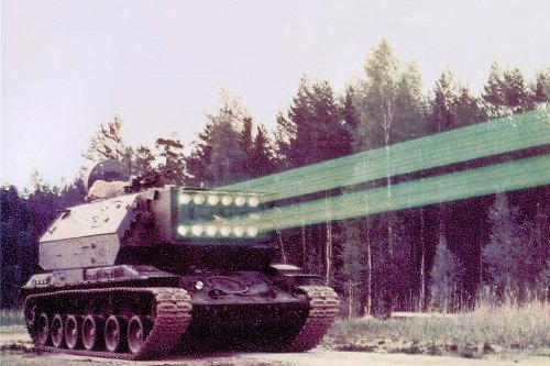 10 Weirdest Top Secret Soviet Military Vehicles That We Know About