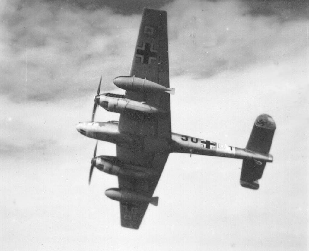 These Were The Defining WW2 Aircraft Of The German Air Force