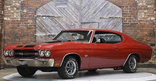 This Is What Makes The 1970 Chevrolet Chevelle SS LS6 A Beast Of A Drag Racer