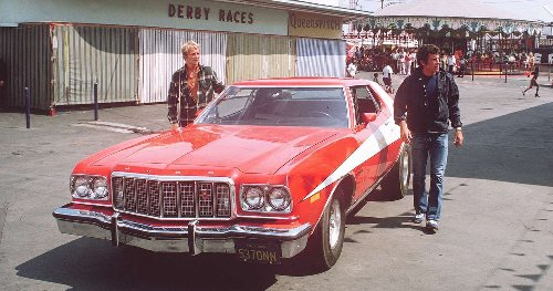 Here's Where The Ford Gran Torino From Starsky & Hutch Is Today