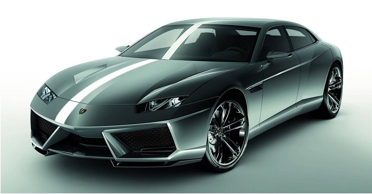 Here's Everything We Know About The 2025 Lamborghini Sedan