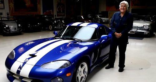 Jay Leno Reviews His Dodge Viper GTS And Shares Views On A New Viper