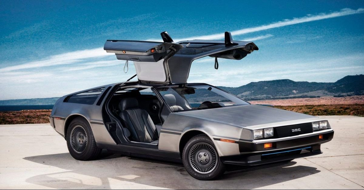 These Are The Things Everyone Forgot About The DeLorean DMC-12
