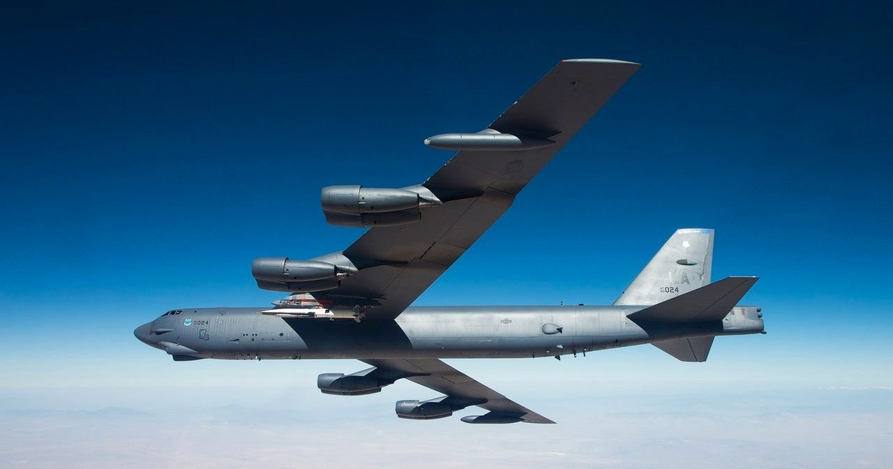 Here's Why The B-52 Bomber Deserves A Nice Retirement