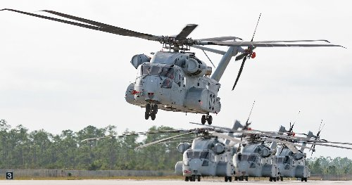 Sikorsky Making Six More CH-53K King Stallions For US Marine Corps