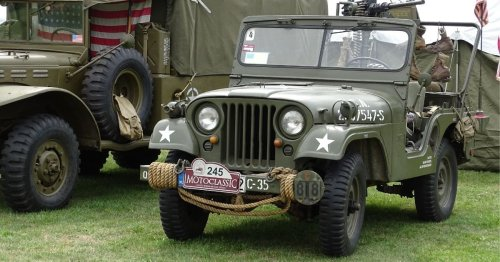 This Is How Jeep Revolutionized The Car Market 80 Years Ago