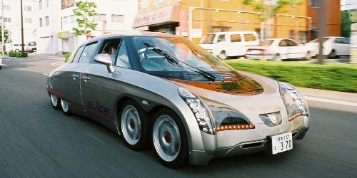 These Are Japan's Most Hilarious Concept Cars (1 We'd Love To See On The Streets)