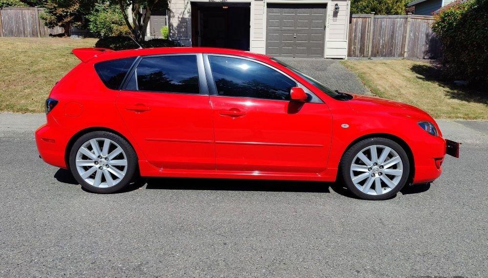 Auction Dilemma: MazdaSpeed3 Vs.Volkswagen GTI