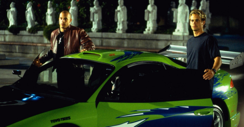 25 Fast & Furious Cars Ranked From Slowest To Fastest