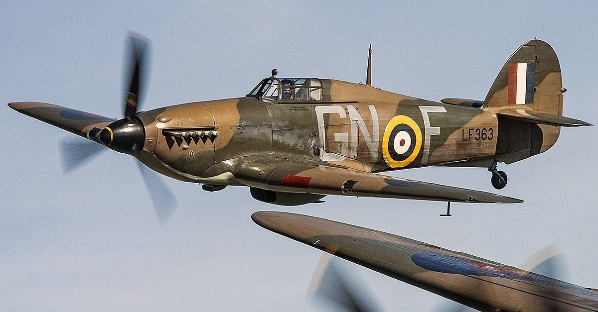 10 Things Everyone Forgot About The Hawker Hurricane