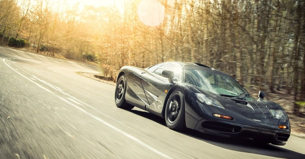Here's Why The McLaren F1 Was Way Ahead Of Its Time