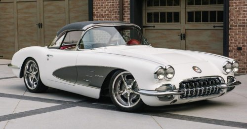 These Modified 1950s Cars Look Absolutely Stunning