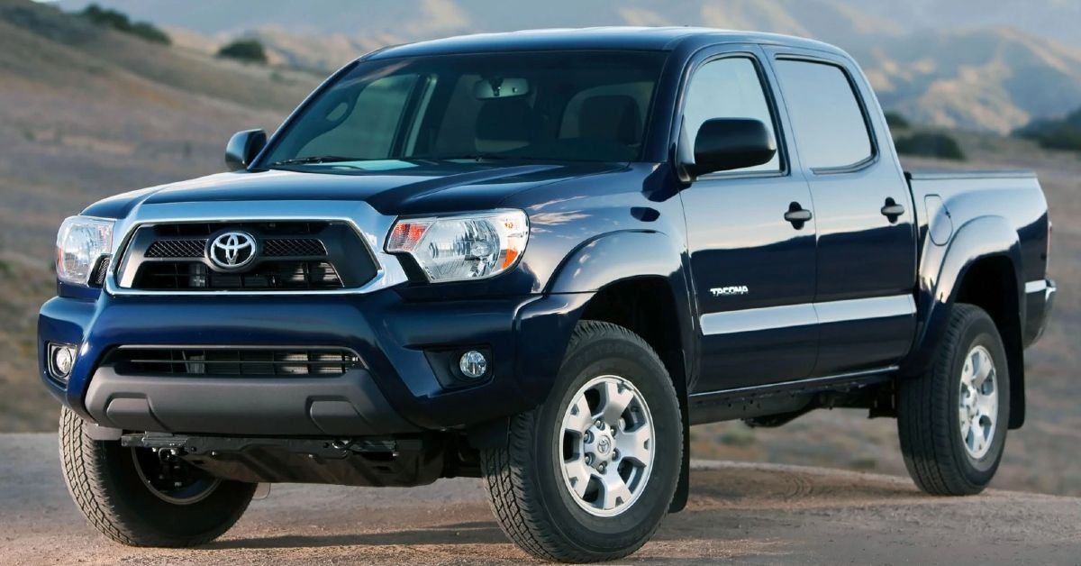 This Is The Best Used Toyota Tacoma Model You Should Buy