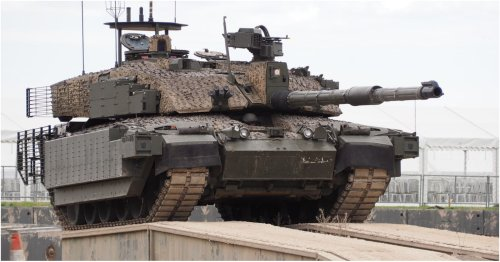 10 Of The Greatest Tanks Ever Built (5 That Shouldn't Have Entered Battle)
