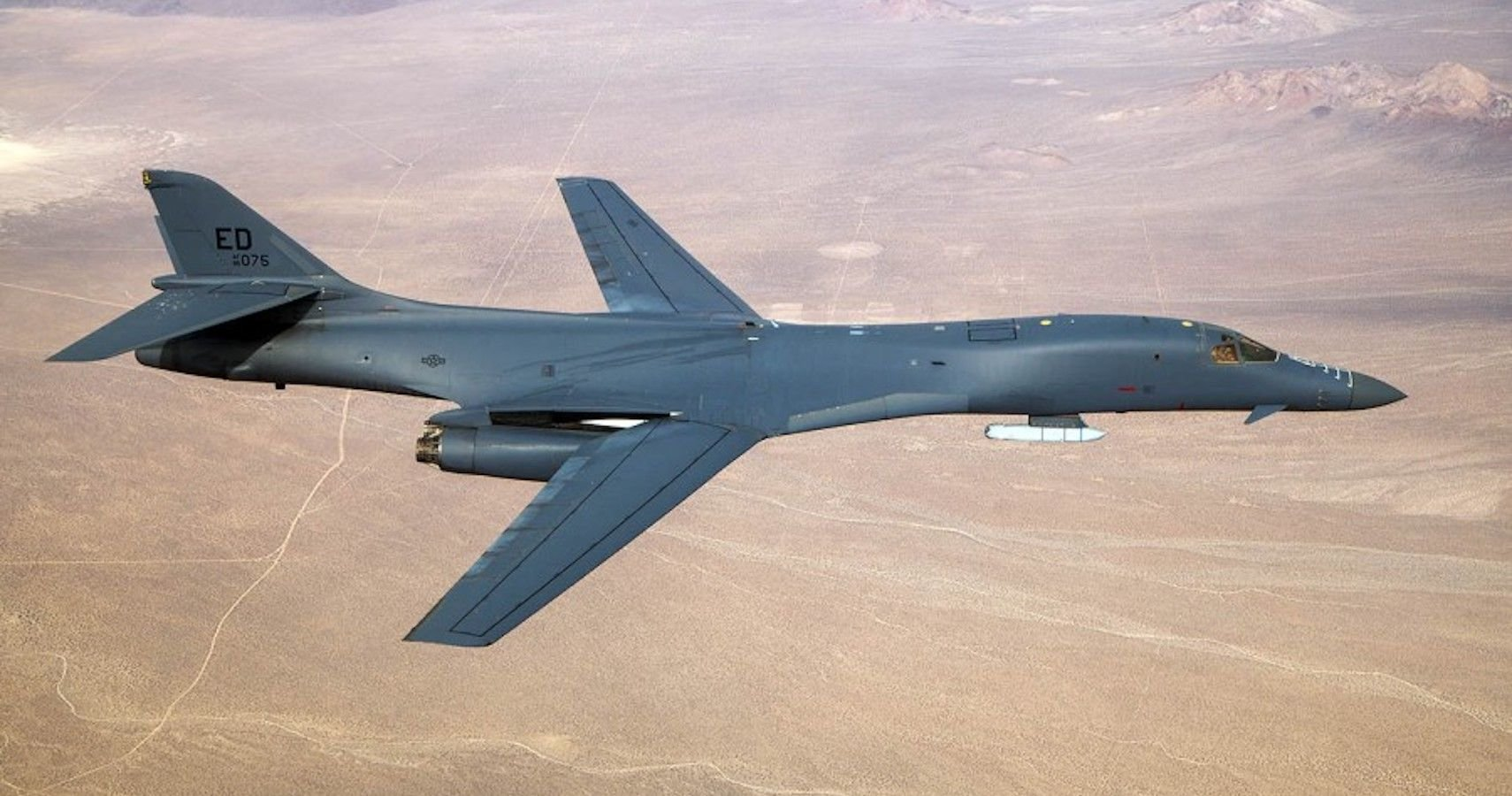 Making Way For B-21 Raiders, US Air Force Retires First B-1B Lancer Of 17