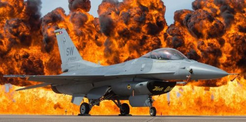 15 Facts About The F-16 The US Army Wants To Keep On The DL