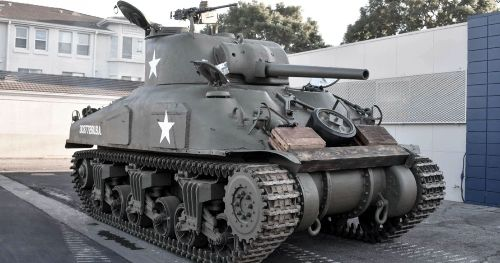 Bring A BIG Trailer: Sherman Tank For Sale Out Of Los Angeles