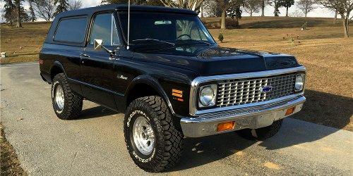 10 Coolest Cheap Classic SUVs To Restore and Modify