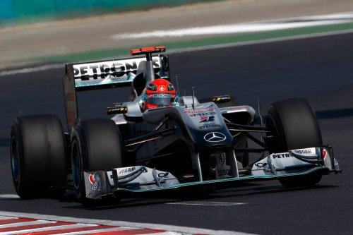 Why Schumacher's Mercedes Comeback Didn't Work Out