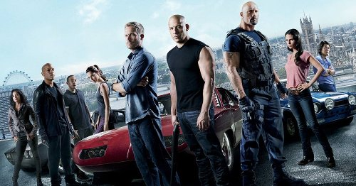Here's How Much The Fast And Furious Franchise Made At The Box Office