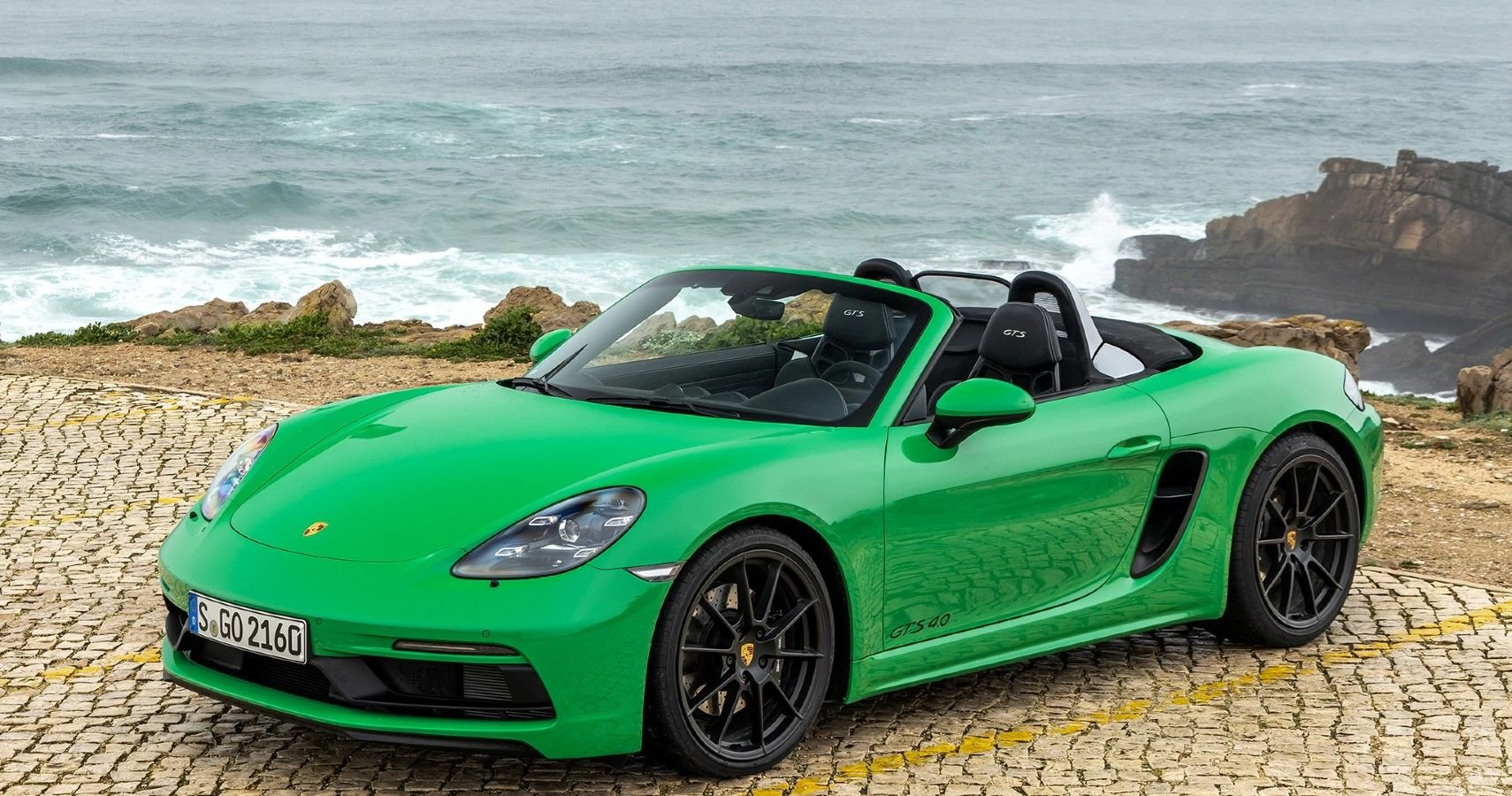 Porsche Releases Hot Details On The New 718 Cayman, Boxster