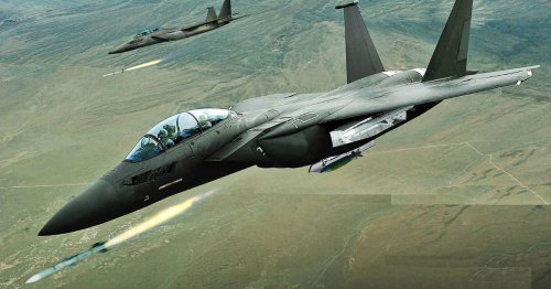 Here's Why The F-15C Eagle Is One Of The Coolest Planes Ever