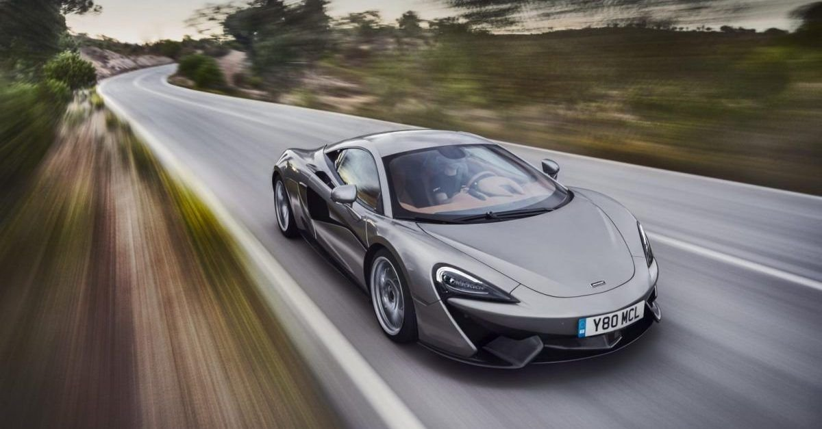 10 Forgotten Facts About The McLaren 570S