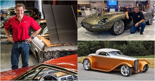 15 Of The Sickest Cars Chip Foose And The Overhaulin' Crew Restored