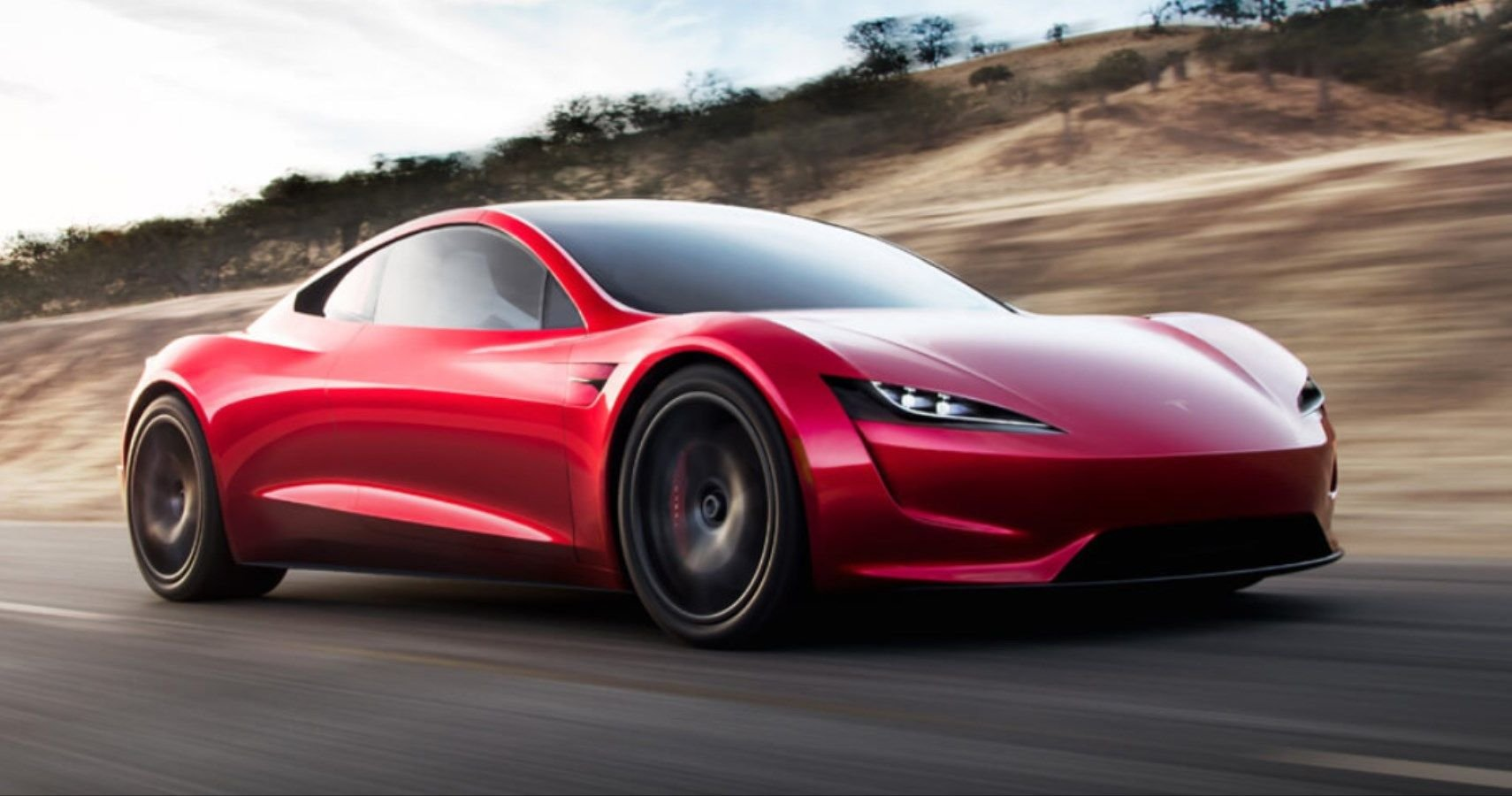 Tesla's Model X Roadster Will Do 0-60 In Just Over A Second Says Musk
